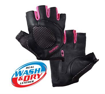 Harbinger Pro Style Women's Wash and Dry Gloves